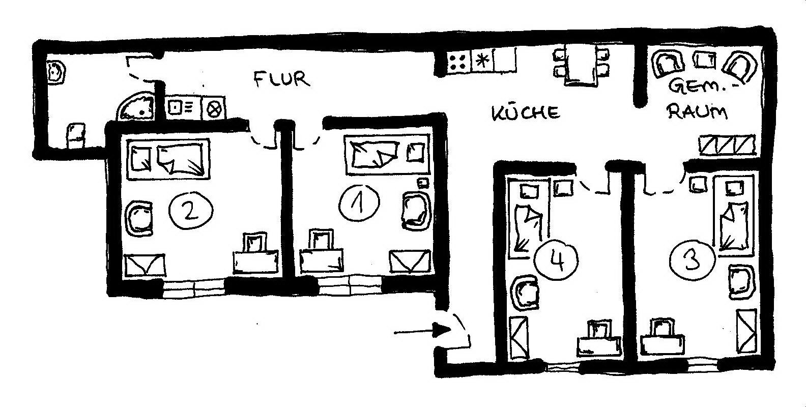 garant private verm gensverwaltung laischaftsstrasse 13 13a os w ste. Black Bedroom Furniture Sets. Home Design Ideas
